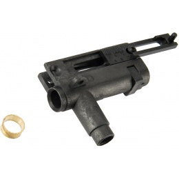 E&L Airsoft Version 3 Metal Hop-Up Chamber - BLACK