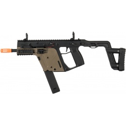Krytac KRISS Vector Airsoft AEG GEN II Model Submachine Gun - DUAL TONE