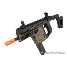 Krytac KRISS Vector Airsoft AEG GEN II Model Submachine Gun - DUAL TONE