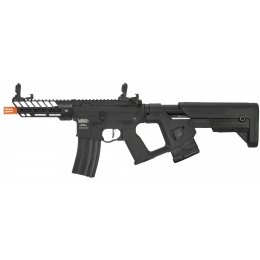 Lancer Tactical Enforcer NEEDLETAIL Skeleton AEG [LOW FPS] - BLACK