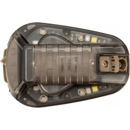 G-Force Identification Friend or Foe IFF Helmet Marker Light - TAN / GREEN