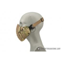 G-Force Ventilated Discreet Half Face Mask - CAMO