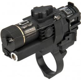 Lancer Tactical Dummy PAS-29 Clip On Thermal Imager - BLACK
