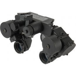 Lancer Tactical Dummy PVS-21 NVG Night Vision Goggles  - BLACK