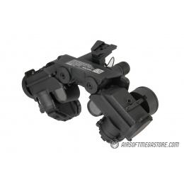 Lancer Tactical Dummy PVS-21 NVG Night Vision Goggles  - BLACK