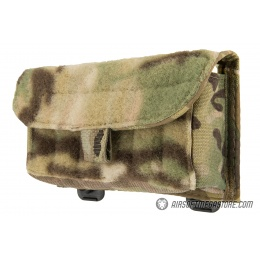 High Speed Gear Shotgun Shell Pouch w/ MOLLE - MULTICAM
