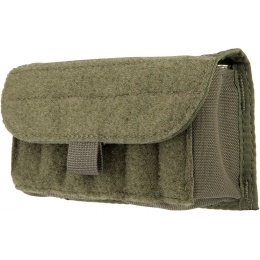 High Speed Gear Shotgun Shell Pouch w/ MOLLE - OD GREEN