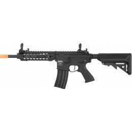Lancer Tactical LT-24 ProLine Series CQB M4 AEG Rifle [HIGH FPS] - BLACK