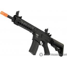 Lancer Tactical LT-24 ProLine Series CQB M4 AEG Rifle [HIGH FPS] - BLACK