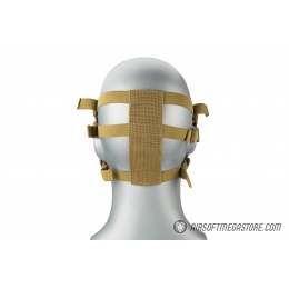 Lower Attack Face Protection - CAMO