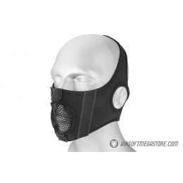 Lower Skull Mask Face Protection - TAN