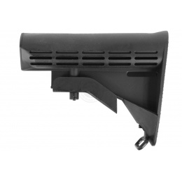 JG M4 Airsoft LE Retractable Stock w/ Rear Sling Mount