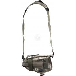FDG Tactical Police Shoulder Airsoft Pistol Holster - ACU