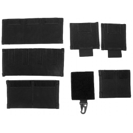 Armory Rifle / Pistol Pouch Insert Set - BLACK