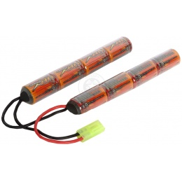 VB-Power 9.6V NiMH Butterfly / Nunchuck Battery for AEG - 1600 mAh