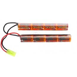 VB-Power 9.6V NiMH Butterfly / Nunchuck Battery for AEG - 1600 mAh
