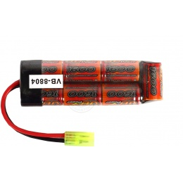 VB-Power 8.4V NiMH Mini Battery for Electric AEG - 1600 mAh