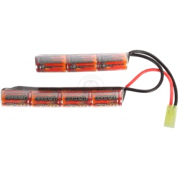 VB-Power 8.4V NiMH Butterfly / Nunchuck Battery for AEGs - 1600 mAh