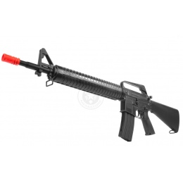 WellFire M16A1 Tactical Carbine Spring Rifle (Color: Black)