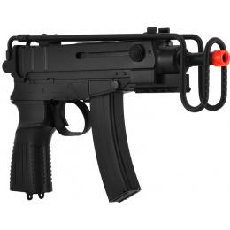 WellFire Full Metal Gearbox VZ61 CQB Scorpion AEG Rifle SMG
