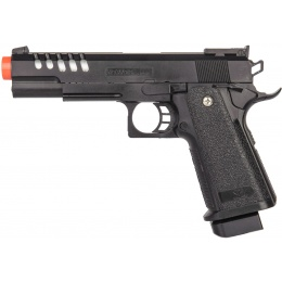 UK Arms M1911 Spring Powered Pistol Airsoft Gun w/ Hop-Up Unit