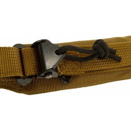 AMA Dual 2-Point Airsoft Sling - DESERT TAN