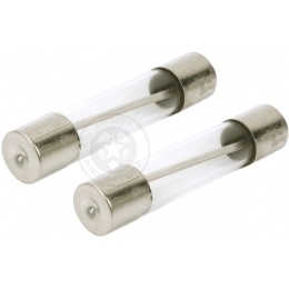 PACK OF 2 Standard 20A Quality Fuses - For AEGs