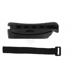 Element Airsoft AK47 Tactical Rubber Rear Stock Recoil Pad - Black