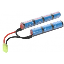 Tenergy Airsoft 8.4V NiMH Butterfly Battery for AEGs - 1600 mAh