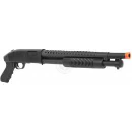 AGM M300 Tactical Sawed Off Pump Action Airsoft Spring Shotgun