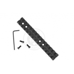AIM Sports Airsoft 20mm Shotgun M500 Weaver Accessory Rail