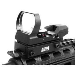 AIM Sports Special Ops Edition Panoramic Green / Red Dot Sight