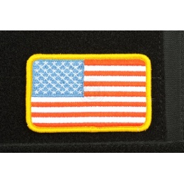AMS American Flag Patch: Hi-Fidelity Patch Series - Full Color