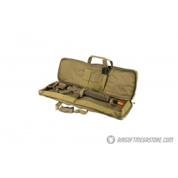 Flyye Industries 1000D Cordura 35-Inch Rifle Bag w/ Carry Strap - A-TACS