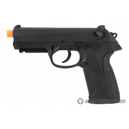 WE Tech Bulldog Gas Blowback Airsoft Pistol - BLACK