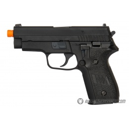 WE Tech F229 Gas Blowback Airsoft Pistol - BLACK