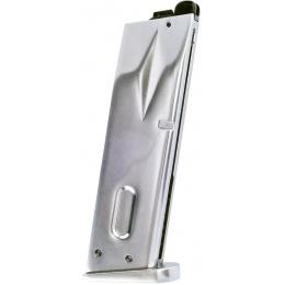 WE Tech RPD Biohazard Samurai Edge M92 GBB Pistol (Semi-Auto) - SILVER