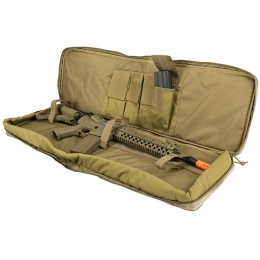 Flyye Industries 1000D Cordura 35-Inch Rifle Bag w/ Carry Strap - AUDE