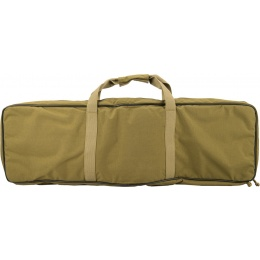 Flyye Industries 1000D Cordura 35-Inch Rifle Bag w/ Carry Strap - KHAKI