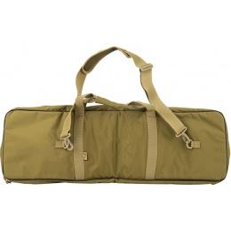 Flyye Industries 1000D Cordura 35-Inch Rifle Bag w/ Carry Strap - KHAKI