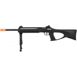 ASG TAC6 CO2 Powered Airsoft Sniper Rifle w/ Bipod