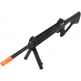 ASG TAC6 CO2 Powered Airsoft Sniper Rifle w/ Bipod
