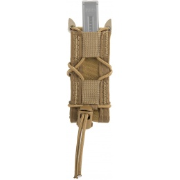 High Speed Gear Pistol Taco® Single Modular Pistol Pouch for Belt Systems - COYOTE BROWN