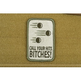 AMS Call Your Hits Patch - OD GREEN - Premium Hi-Fidelity Patch Series