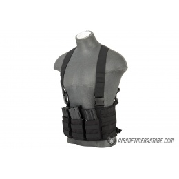 Flyye Industries 1000D Law Enforcement Chest Rig - BLACK