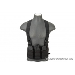Flyye Industries 1000D Law Enforcement Chest Rig - BLACK