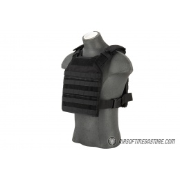 Flyye Industries 1000D Cordura MOLLE PC Tactical Vest (MED) (Black)