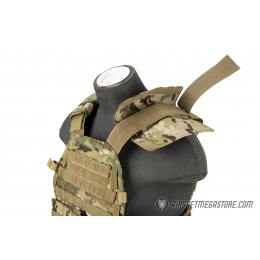 Flyye Industries Airsoft Medium-Speed Plate Carrier - MULTICAM
