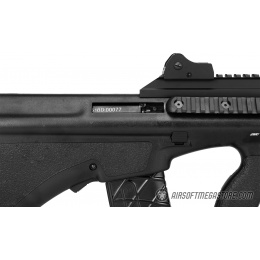 ASG Steyr Licensed AUG A3 XS Commando Airsoft AEG Rifle - BLACK