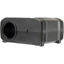 AceTech AC6000 Chronograph - BLACK/SILVER